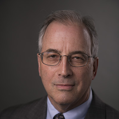 Portrait of David Lyerly