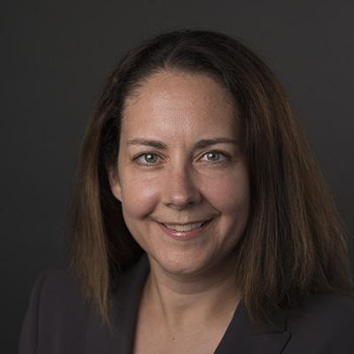 Portrait of Kelly Bewick