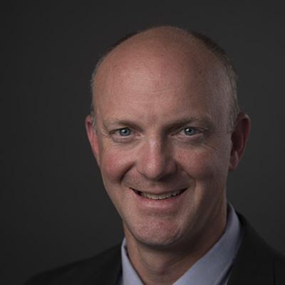 Portrait of Steven Harvey