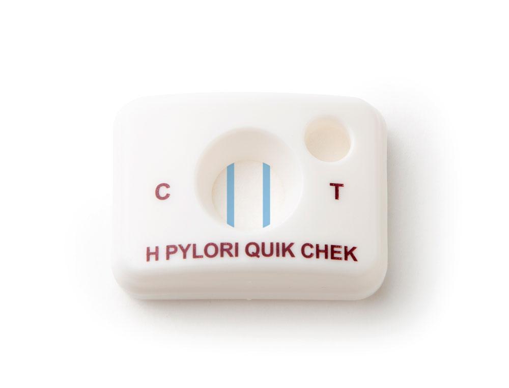 H PYLORI QUIK CHEK cassette